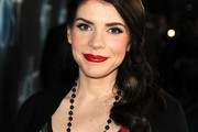 Stephenie Meyer Long Curls