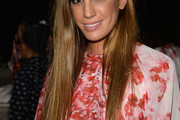 Bianca Brandolini D'Adda Long Straight Cut
