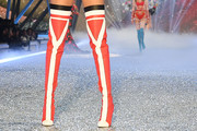 Josephine Skriver Over the Knee Boots