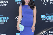 Cierra Ramirez Bandage Dress