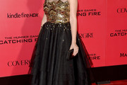 Isabelle Fuhrman Beaded Dress