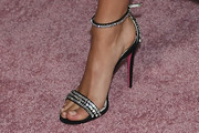 Hailey Baldwin Evening Sandals