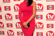 Jane McDonald One Shoulder Dress