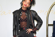 Willow Smith Leather Jacket