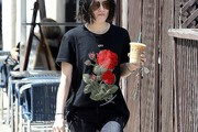 Lucy Hale Graphic Tee