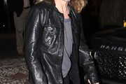Tommy Shaw Leather Jacket