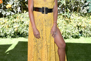 Dania Ramirez Lace Dress