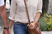 Cindy Crawford Leather Shoulder Bag
