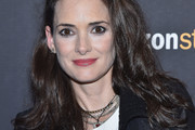 Winona Ryder Medium Wavy Cut