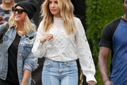 Ashley Tisdale Loose Blouse