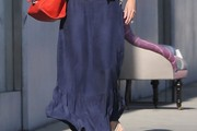 Rachel Hunter Long Skirt
