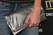 Natasha Alam Metallic Clutch
