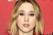 Taissa Farmiga Short Wavy Cut