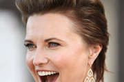 Lucy Lawless Fauxhawk
