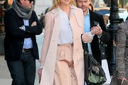 Katherine Heigl Trenchcoat
