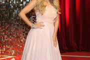 Ola Jordan Strapless Dress