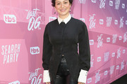 Alia Shawkat Fitted Blouse