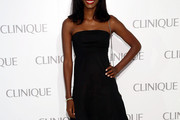 Fatima Siad Little Black Dress