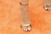 Aly Raisman Evening Sandals
