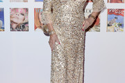 Joan Collins Sequin Dress