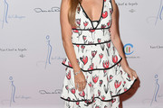 Jane Seymour Print Dress