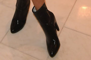 Karlie Kloss Ankle boots