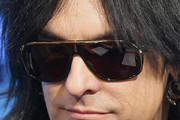 Nikki Sixx Designer Shield Sunglasses