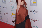 Stef Dawson Evening Dress