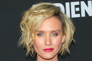 Nicky Whelan Messy Cut