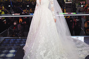 Maria Menounos Wedding Dress