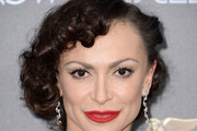 Karina Smirnoff Pinned Up Ringlets