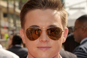 Jesse McCartney Short Straight Cut