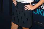 Minnie Driver Mini Skirt