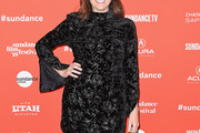 Molly Shannon Embroidered Dress