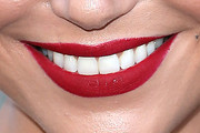 Lana Parrilla Red Lipstick