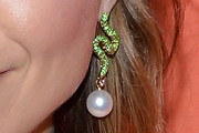 Sophia Bush Pearl Drop earrings