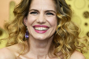 Anna Chlumsky Long Curls