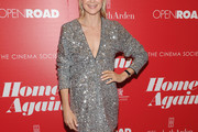 Kelly Rutherford Sequin Dress