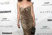 Lisa Edelstein Corset Dress