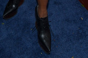 Cynthia Erivo High Heel Oxfords