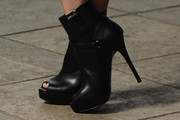 Morgan Pressel Ankle Boots