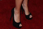 Kathleen Rose Perkins Peep Toe Pumps