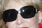Barbara Walters Rectangular Sunglasses