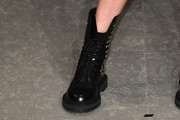 Lily Donaldson Studded Boots