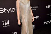 Rosie Huntington-Whiteley Fringed Dress