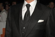 Colin Firth Dotted Tie