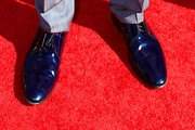 Jesse Williams Leather Slip On Shoes