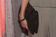 Lisa Ling Leather Clutch