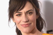 Maggie Siff Loose Ponytail