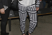 Mickey Sumner Print Pants